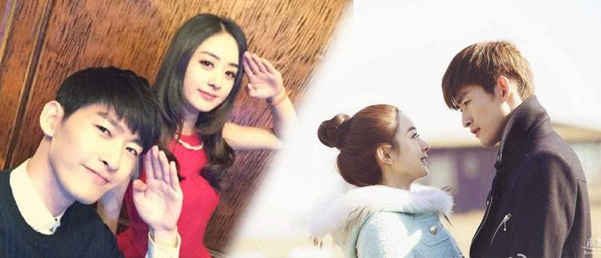 张翰祝福赵丽颖结婚 自曝很长时间没谈恋爱