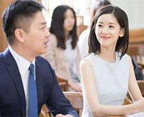 刘强东夫妇向英捐物资